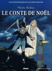 Les incontournables de la littérature en BD -30- Le Conte de Noël