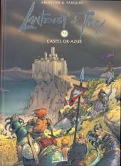 Lanfeust de Troy -3COFa- Castel Or-Azur
