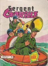 Sergent Gorille -78- Un orchestre dangereux