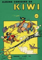 Kiwi (Albums comiques de) -10- Kiwi camionneur