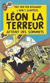 Léon-la-terreur (Léon Van Oukel) -2Poch- Léon la terreur atteint des sommets