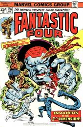 Fantastic Four (1961) -158- Invaders of the 5th dimension !