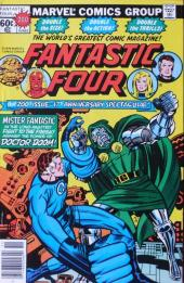 Fantastic Four (1961) -200- When Titans clash
