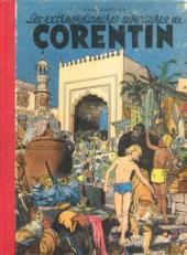 Corentin (Cuvelier) -1a1953- Les extraordinaires aventures de Corentin