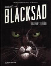 Couverture de Blacksad (en anglais) -1- Blacksad