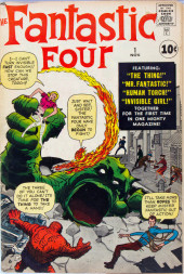 Fantastic Four (1961) -1- The Fantastic Four