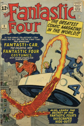 Fantastic Four (1961) -3- The menace of the Miracle Man