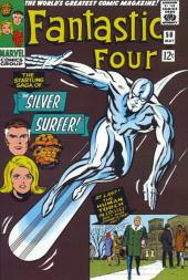 Fantastic Four (1961) -50- The startling saga of the Silver Surfer !