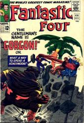 Fantastic Four (1961) -44- The gentleman's name is Gorgon !