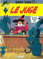 Lucky Luke -13b1981- Le juge