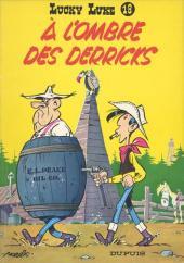 Lucky Luke -18b86- À l'ombre des derricks