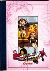 Aviateurs -3- Flying girls
