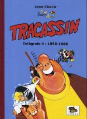 Tracassin -INT4- Tracassin - intégrale 4 : 1966-1968