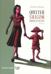 Mémoires de Viet Kieu -1a- Quitter Saïgon