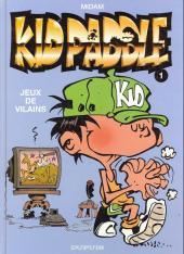 Kid Paddle -1Pub- Jeux de vilains