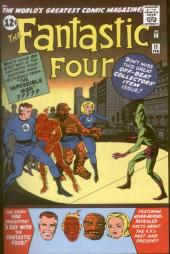 Fantastic Four (1961) -11- A visit with the Fantastic Four