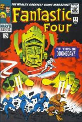 Fantastic Four (1961) -49- If this be doomsday !