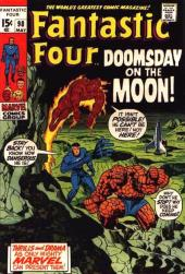 Fantastic Four (1961) -98- Mystery on the moon !