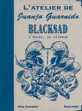 Blacksad -4TL- L'Enfer, le silence
