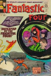 Fantastic Four (1961) -38- Defeated by the frightful four!