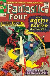 Fantastic Four (1961) -40- The battle of the baxter building