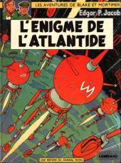 Blake et Mortimer (Les aventures de) (Historique) -6e1974- L'Énigme de l'Atlantide