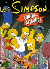 Les simpson (Jungle !) -12- Contre-attaque !