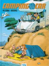 Camping Globe Trotter Car / Camping Car -3- Tome 3
