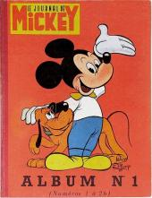(Recueil) Mickey (Le Journal de) -1- Album n°1 (n°1 à 26)