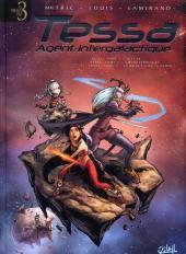 Tessa agent intergalactique -INT2- Tomes 4 et 5 + 42 A.I. T. 1