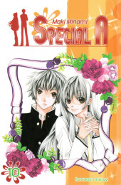 Special A -10- Tome 10