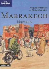 (AUT) Ferrandez -10- Marrakech - Itinéraires