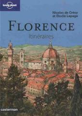 (AUT) De Crécy -6- Florence - Itinéraires