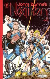 Next Men (John Byrne's) (1992) -1- Breakout !