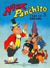 Nick et Panchito -3- Le Collier du gouverneur
