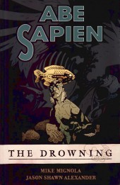 Abe Sapien (2008) -INT01- The Drowning