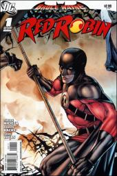 Bruce Wayne: The Road Home - Red Robin