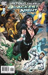 Blackest Night (2009) - Untold tales of blackest night