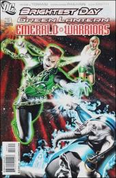 Green Lantern: Emerald warriors (2010) -3- Last will part 3 : lie of the mind