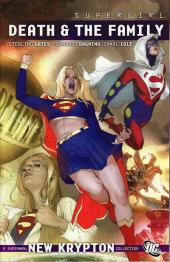 Supergirl (2005) -INT08- Death & the family