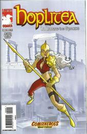 Hoplitea -1- La lionne de sparte