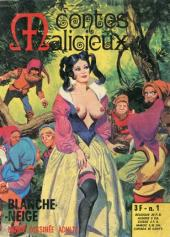 Contes malicieux -1- Blanche-Neige