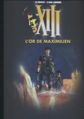 XIII (Le Figaro) -16- L'or de Maximilien