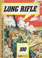 Long Rifle -100- Le droit d'être pendu