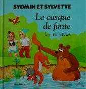 Sylvain et Sylvette (Album pour les tout-petits - Le Lombard) -7- Le casque de fonte