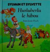 Sylvain et Sylvette (Album pour les tout-petits - Le Lombard) -8- Hurluberlu le hibou