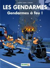 Les gendarmes (Jenfèvre) -13- Gendarmes à feu