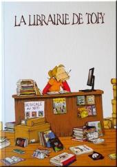 La librairie de Tofy - Tome 1