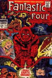 Fantastic Four (1961) -77- Shall earth endure?