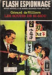Flash espionnage (1re série) -47- Les soucis de Si-Siou